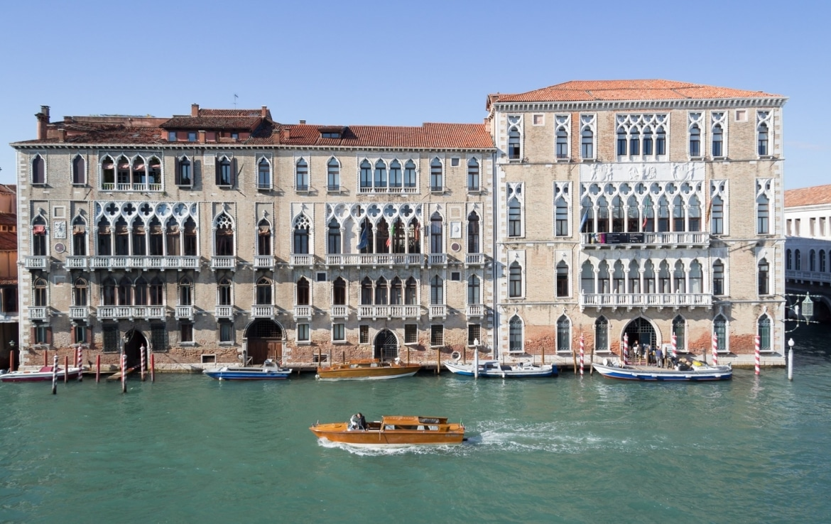 Grand Canal Palazzo for sale